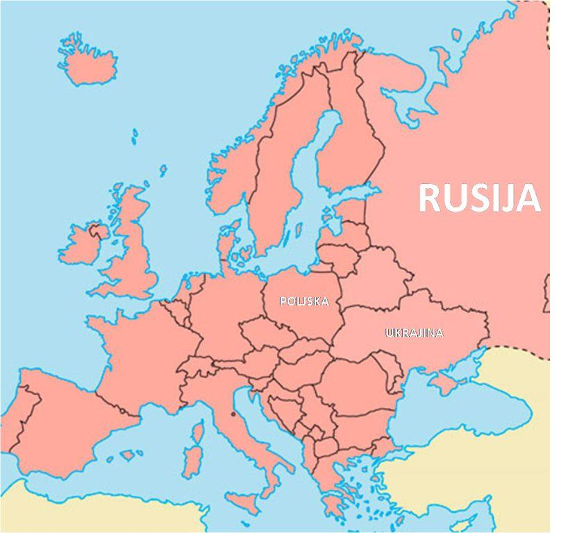 rusija mapa evrope Dobar voćar » Rusija: šansa ili samo još jedno veliko očekivanje rusija mapa evrope